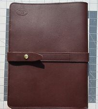 LEFTY  Left handed Portfolio handmade in my studio.Samsung Tablet case iPad case