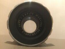 Boyer onyx  75 mm  2.8 old lens like Angenieux berthiot