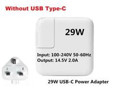 """ Genuine Grade A+ 29W MacBook 12"""" Adapter Charger A1534 A1540 MJ262 without USB"""