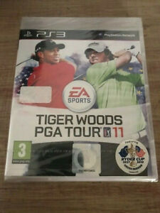 Tiger Woods PGA Tour 11 (Sony PlayStation 3, 2010) PAL - NEW
