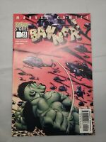 Marvel Universe Banner #2  [Marvel Comics] very good Direct Edition