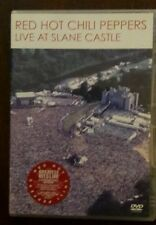 Red Hot Chili Peppers - Live At Slane Castle DVD / Californication / By The Way