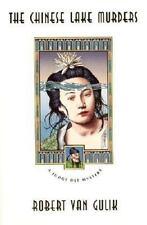 The Chinese Lake Murders (Judge Dee Mysteries) van Gulik, Robert Paperback Used