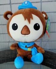 Octonauts Cartoon Shellington 10inches Plush soft Toy Movie Stuffed Animal Doll