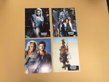 Mad Max Beyond Thunderdome Movie Poster Lobby Card Set French *Hollywood Posters