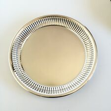 "Kent Silversmiths 10"" Serving Plate / Tray / Platter"