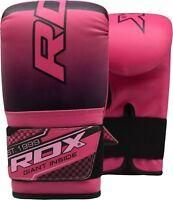 RDX Ladies Boxing Gloves MMA Womens Gym Kickboxing Bag Mitts Muay Thai US