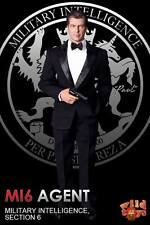 DRAGON IN DREAMS DID 1/6 BRITISH PAUL MI6 AGENT MILITARY INTELLIGENCE SECTION 6