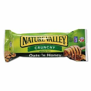 Nature Valley Nature Valley Granola Bars Oats'n Honey Cereal 1.5oz Bar 18 Count