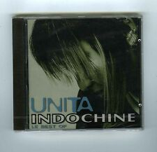 CD (NEUF) BEST OF INDOCHINE UNITA