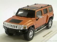 Hummer H3 2006 Solar Flare Metallic by Spark-Minimax 1:43 LUXURY 101287