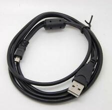 E-USB   Cable for Olympus CB-USB7 FE-300 FE-310 FE-320 FE-360 FE-350 FE-150 u8