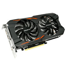 Grafikkarte VGA PCI-Express Gigabyte NVIDIA GeForce GTX1050Ti WindForce 4GB RAM