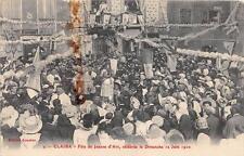 CPA 66 CLAIRA SALANQUE FETE DE JEANNE D'ARC CELEBREE LE DIMANCHE 12 JUIN 1910 (c