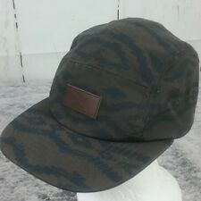 AMERICAN EAGLE OUTFITTERS AEO Camouflage Cadet Strapback Hat Baseball Cap