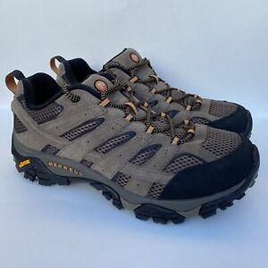 Merrell Moab 2 Ventilator Mens Hiking Shoes Vibram Sz 10W NWOB