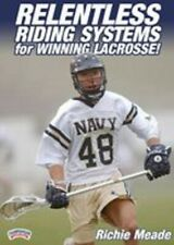 Richie Meade: Relentless Riding Systems for Winning Lacrosse! DVD