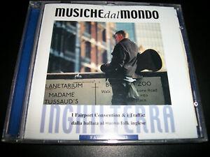 Various – Europa - Inghilterra - CD - 2000 - Fabbri Editori