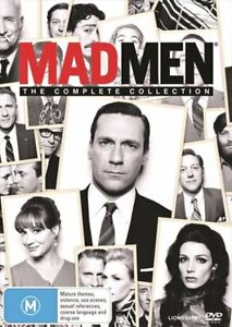 Mad Men - Season 1-7   Boxset DVD