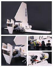 Star Wars Imperial Shuttle- 100% Compatibile Lego - 10212- Nuovo - 2599 pezzi!