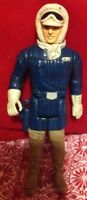 "1980 Star Wars Hoth Han Solo Complete Empire Strikes Back 3 3/4"" Action Figure"