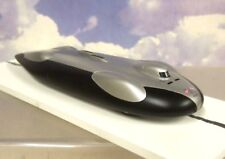 BIZARRE 1/43 JOHN COBB'S RAILTON SPECIAL LAND SPEED RECORD LSR 1938 BLACK SIDES