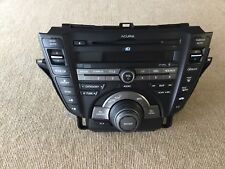 2009-2011 Acura TL Navigation Radio CD Player Dual Heater Unit 39100-TK4-A100