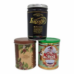 Espresso Probierset Probierpaket ps007 - 3 x 250g gemahlen  - Casa Gourmet
