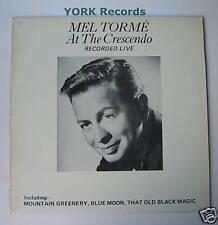 MEL TORME-At the Crescendo-Excellent ARNAQUE LP record