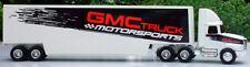 GMC TRUCK MOTORSPORTS TRACTOR TRAILER- ERTL