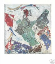 Marc CHAGALL - Mosaique - Offset Lithograph Art Print Poster
