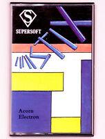 Stix (Supersoft) Acorn Electron - VGC & Complete