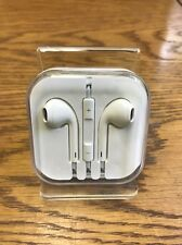 New OEM Apple Earphones for iPhone 6 5 4S w/Remote & Mic, happy costumers!