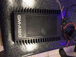 Ampli Pioneer Gm120 A Comonent