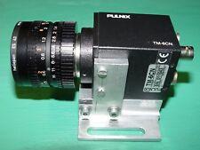 PULNiX TM-6CN Camera with mounting bracket