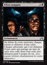MTG Magic SOI - (x4) Creeping Dread/Effroi rampant, French/VF