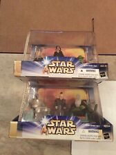 Star Wars Jedi High Council Sets #1 and #2 2003