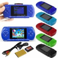 PVP3000 Portable Handheld Digital Pocket Game Console Classic Games+Game Card