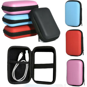 Portable Cover External HDD Hard Disk Drive Protect Holder Carry Case Pouch Hot.