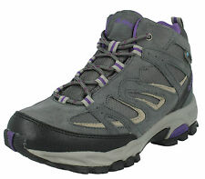 Walking, Hiking, Trail Suede Lace Up Shoes for Women