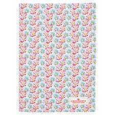 GreenGate DK Miranda Pale Pink Tea Towel
