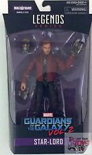 "STAR LORD Guardians Of The Galaxy WAVE 1 Marvel Legends 2017 6"" Inch FIGURE"