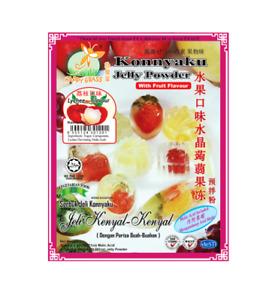 Happy grass konnyaku jelly powder 300 Gram - Pick Any Flavour
