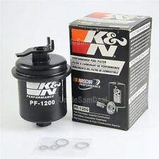 K&N PERFORMANCE HIGH FLOW RATE FUEL FILTER FACTORY OE FIT HONDA ACURA ENGINE