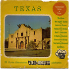 TEXAS - Unnumbered Sawyer's View-Master 3-reel packet with story guide