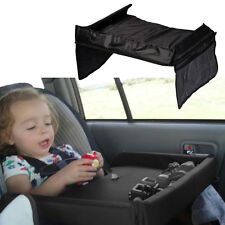 Child Toddler Adjustable Car Seat Table Travel Food Home Activity Snack Tray BL