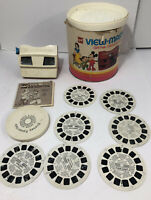 GAF View-Master Gift Pak - Disney Favorites 7 reels box and viewer