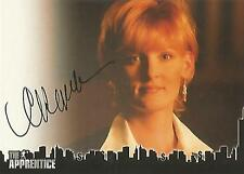 "The Apprentice - ""Carolyn Kepcher, Exec Vice President"" Autograph Card"