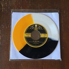 """THIRD MAN TMR Tri-Color We Are Hex 7 """"Twist The Witches Titty"""" Ltd White Stripes"""