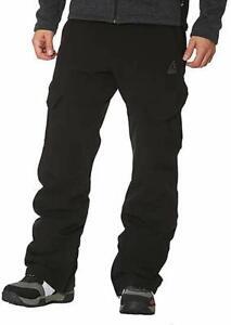 Gerry Men's Snow-Tech Pants Boarder Ski Pant 4 Way Stretch